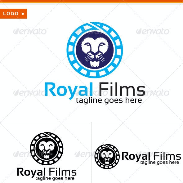 Lion & Films Logo