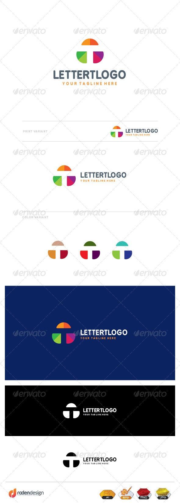 T Letter Logo - Letters Logo Templates