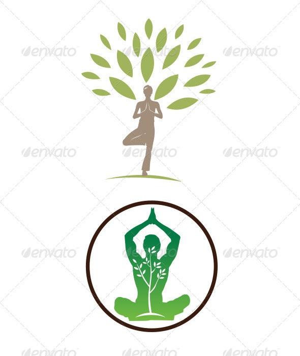 Yoga - People Characters