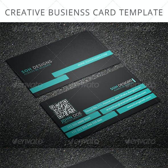 Corporate Business Card Template 3