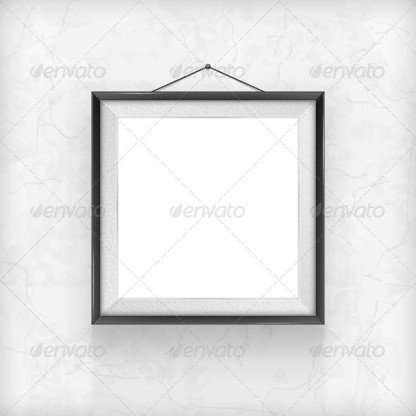 Border Picture Frame Background - Man-made Objects Objects
