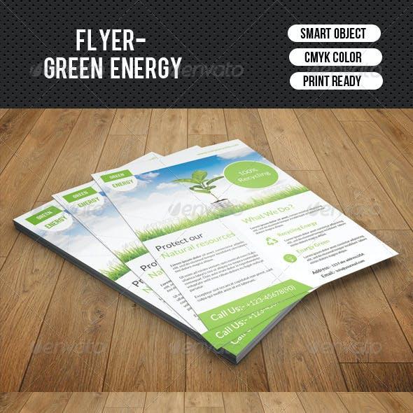 Green Energy Flyer-V94