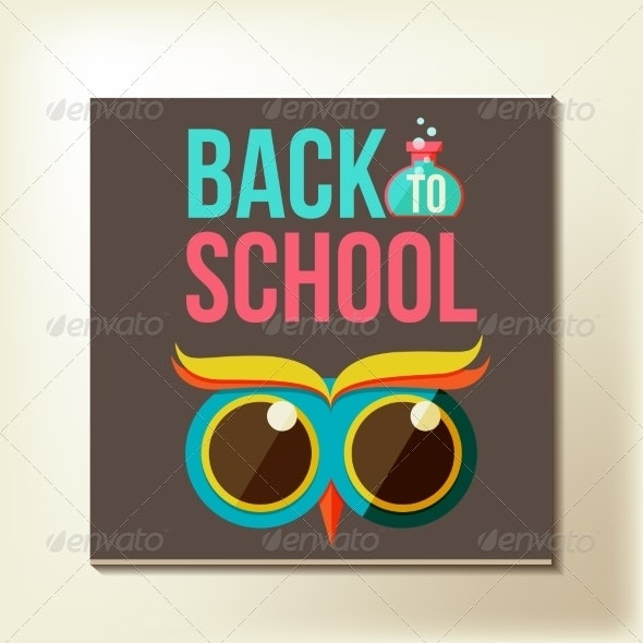 Back to School Design Template - Miscellaneous Conceptual