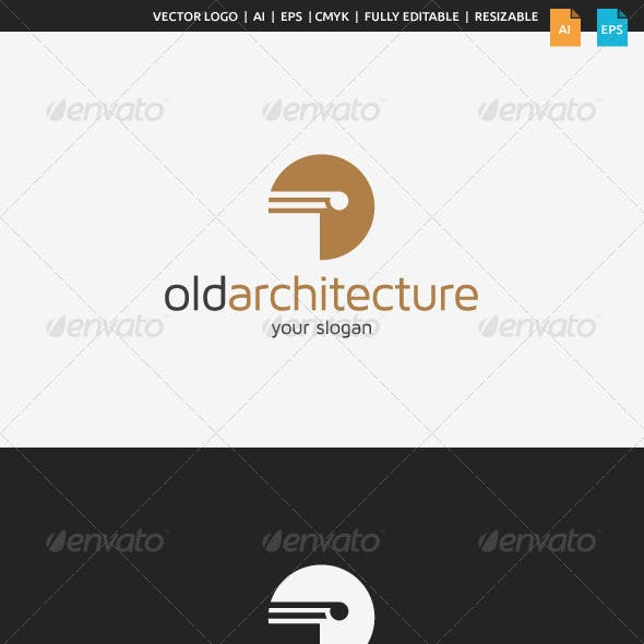 Old Architecture Logo