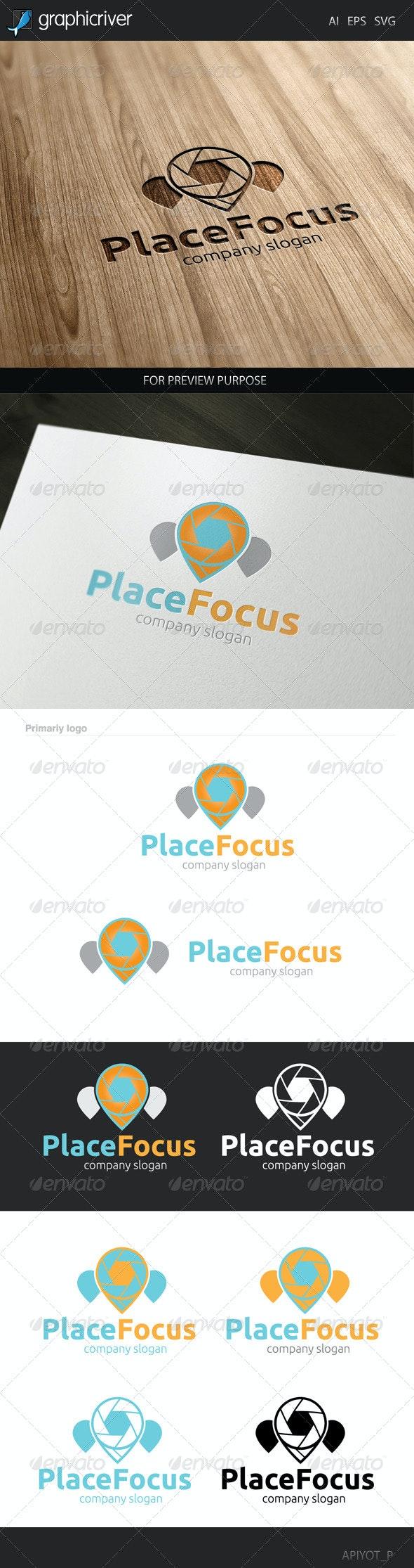 Place Focus Logo - Symbols Logo Templates