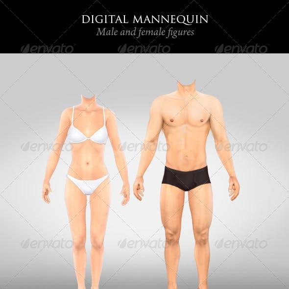 Digital Mannequin