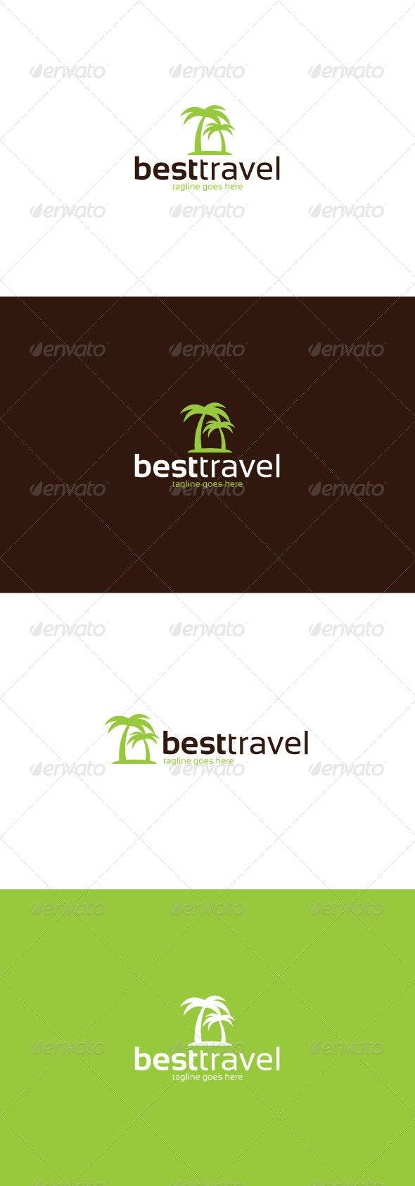 Best Travel Logo - Nature Logo Templates