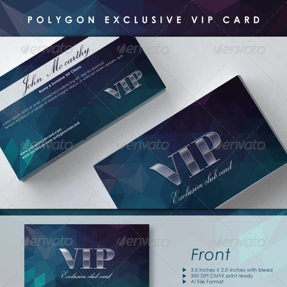 Polygon Exclusive VIP Card