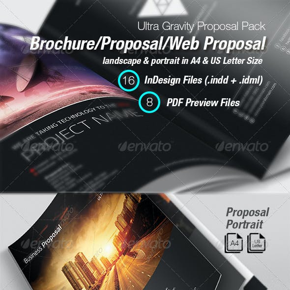 Ultra Gravity Proposal Bundle
